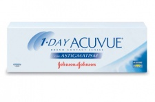 1-DAY ACUVUE MOIST for ASTIGMATISM 30 линз