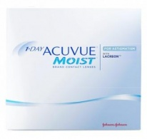 1-DAY ACUVUE MOIST for ASTIGMATISM 90 линз